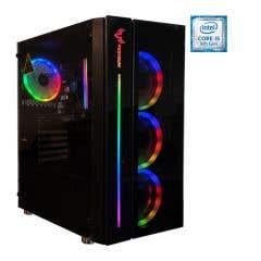 PC Gamer Pegasum Argus IRX560BSA Intel Core I5-9400F, 16GB RAM, 256GB (SSD) y 1TB (HDD)
