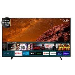 "QLED Samsung 55"" 4K UHD Smart TV Q60A 2021"